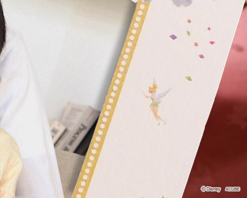 年賀カード ディズニーフォトスタンドタイプ サポート画像7 (拡大)